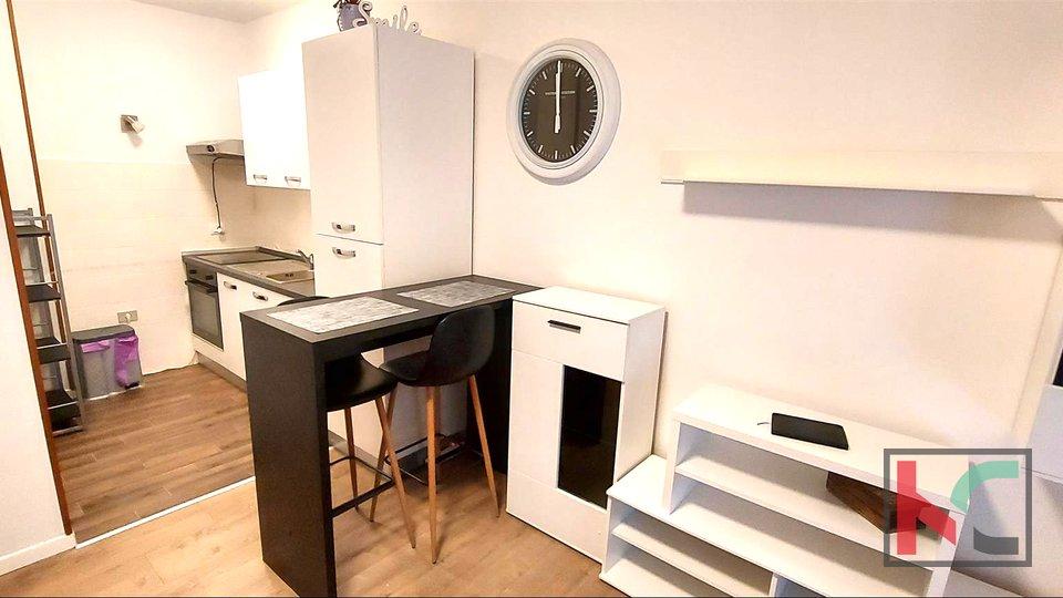 Istrien, Rovinj Apartment mit einem Schlafzimmer 31,55 m2 mit Panoramablick