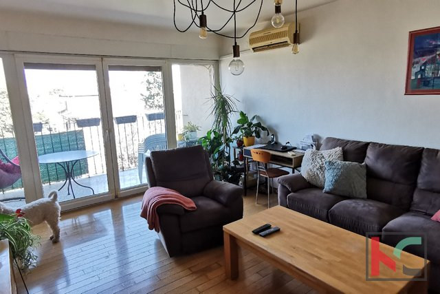 Pula, Veruda, Wohnung mit drei Schlafzimmern 89,61 m2 mit drei Terrassen