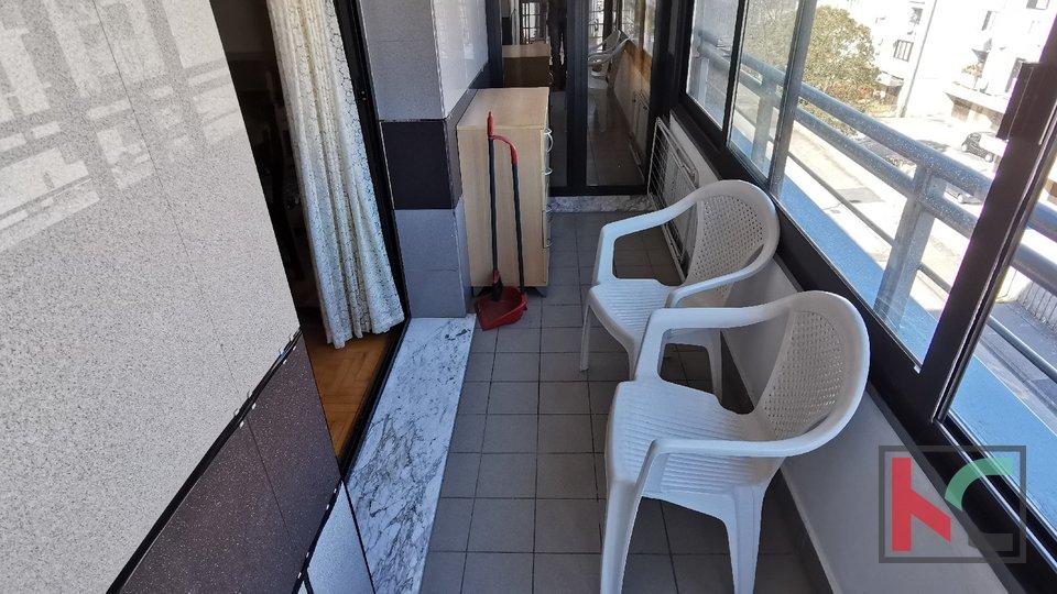 Pula, Vidikovac, dvosoban stan 52,09m2 sa liftom