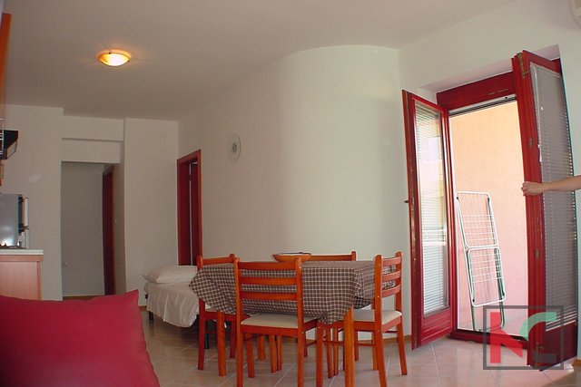 Premantura, apartment in a great location, 51.6 m2 new, furnished, 1st floor.
