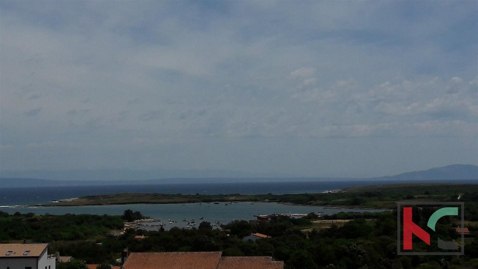 Istria, Ližnjan two bedroom apartment 87m2 with sea view