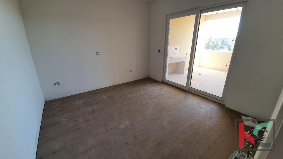 Istrien, Premantura, Wohnung in einem luxuriösen Neubau mit Meerblick