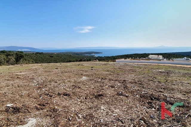 Istria - Pavićini - Duga uvala, land 9000m2 with panoramic sea views