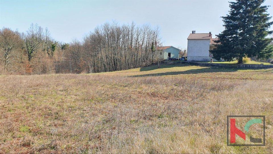 Istra - Svetvinčenat, kombinirano građevinsko-poljoprivredno zemljište 3369m2