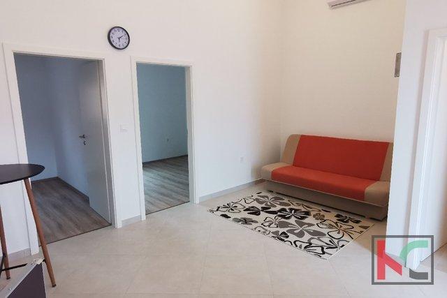 Istra, Barbariga, prizemnica-stan 48,22m2 sa okućnicom