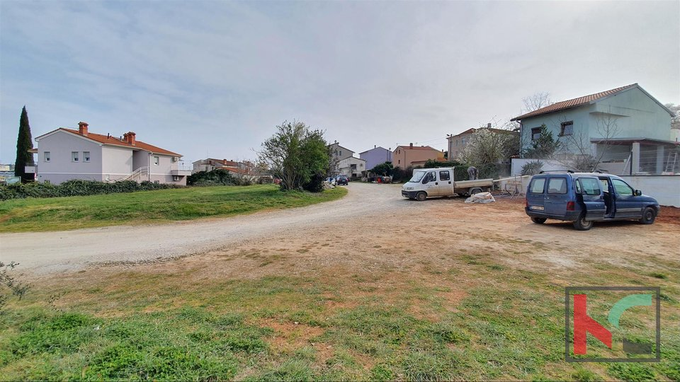 Pula, building land in a great location