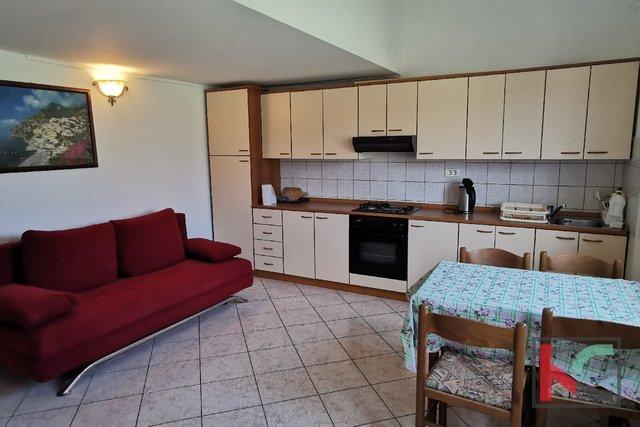 Pula, Veruda porat komfortable Wohnung 95,80 m2 mit 2 Schlafzimmern in einem neuen Gebäude - ruhige Lage