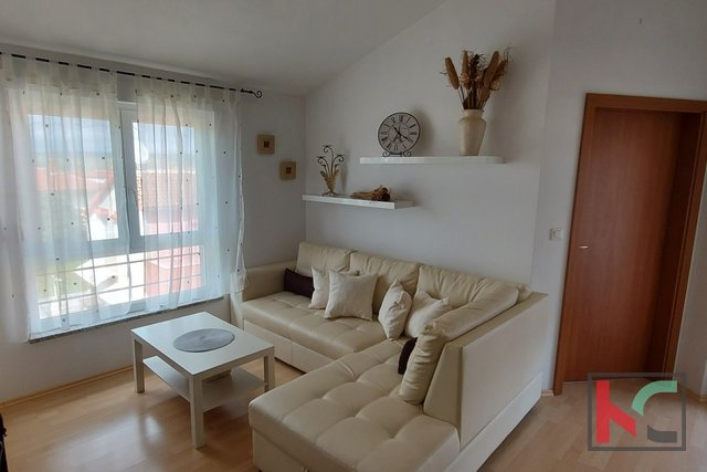 Istria, Fazana, Valbandon apartment 45.44 m2 on the second floor
