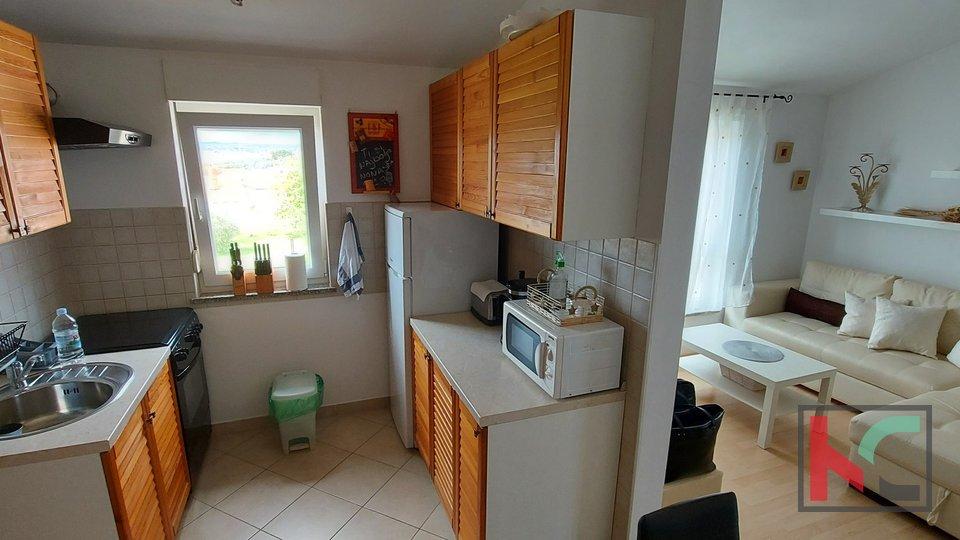Istria, Fazana, Valbandon apartment 45.44 m2 on the second floor