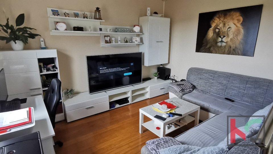 Pula, Šijana, attraktives Apartment mit vier Schlafzimmern, 98,49 m2 in ruhiger Lage