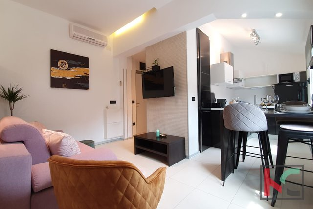 Center of Pula - renovation of an apartment for tourism