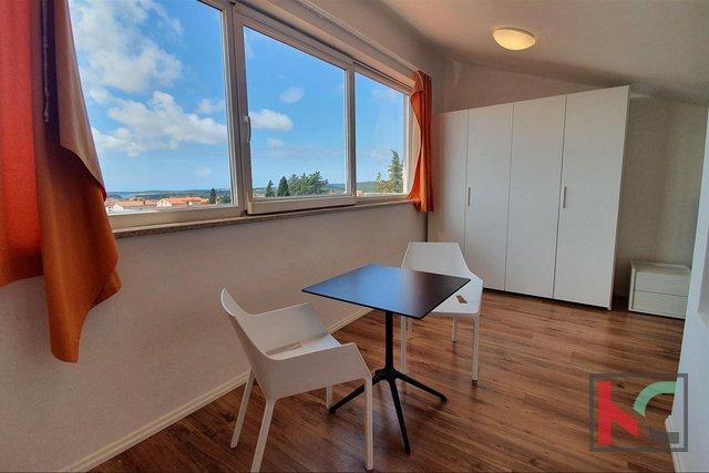 Istra, Medulin sončno stanovanje 72,11 m2 z bazenom