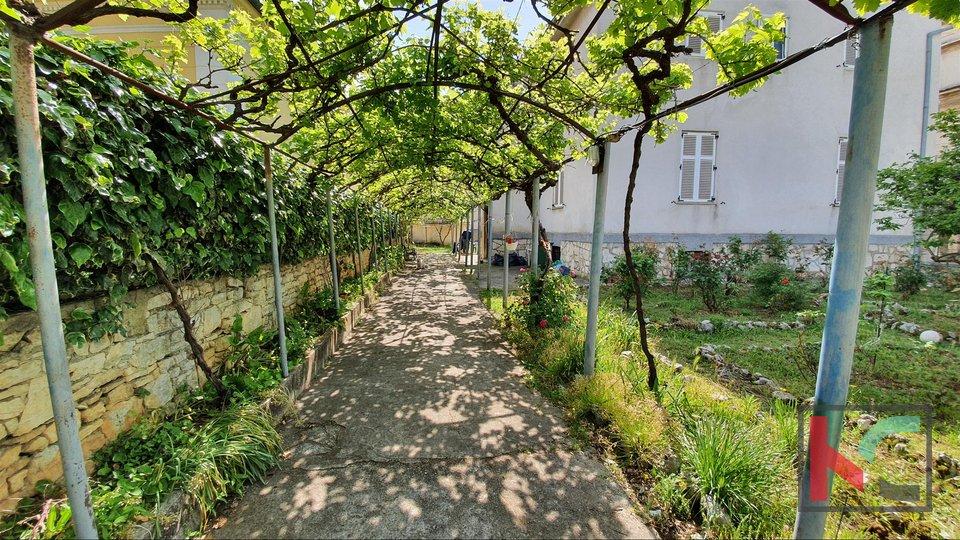 Istra - Pula, samostojeća kuća na Verudi II velika okućnica 729m2