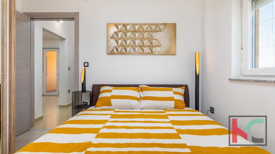 Istria - Fazana, modern apartment 75.77 m2 near the beach