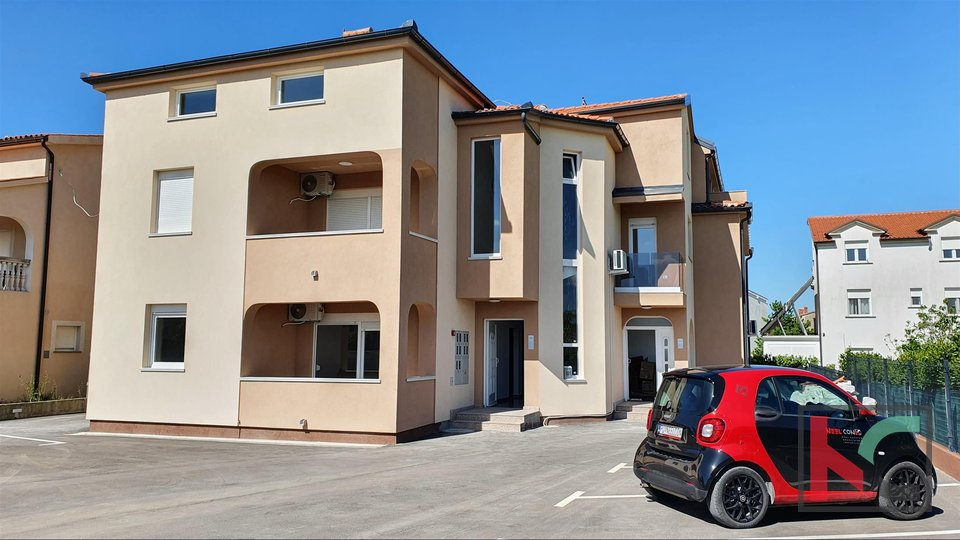 Istria - Fazana - Valbandon, appartamento in un nuovo edificio di 35,5 m2 / vicino al mare