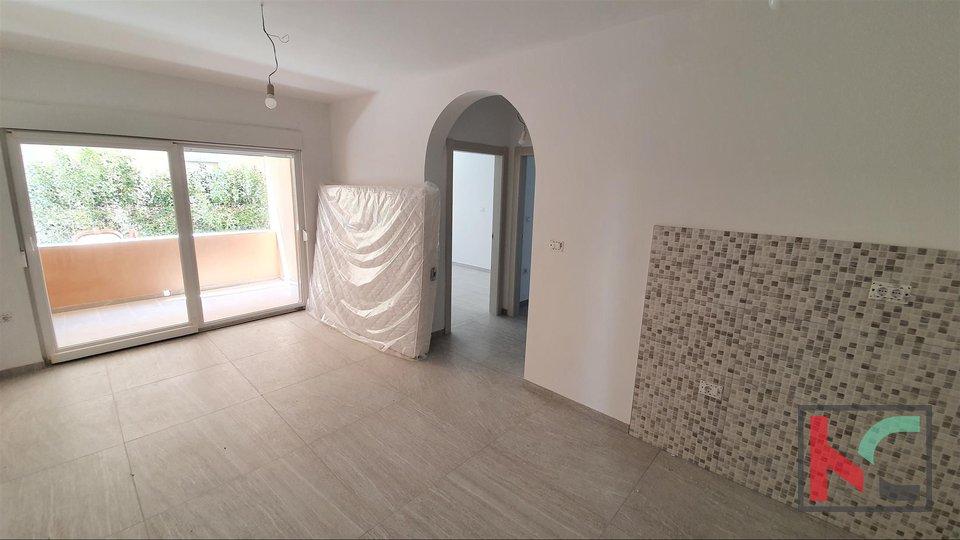 Istra - Fažana - Valbandon, stanovanje 59,15 m2 v bližini morja II novogradnja