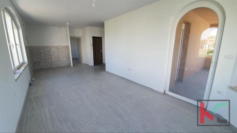 Istria - Fazana - Valbandon, comfortable ground floor apartment 73m2 II close to the beach