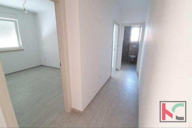 Istra - Fažana - Valbandon, novo stanovanje, 1. nadstropje 52,80 m2 II mirna lokacija