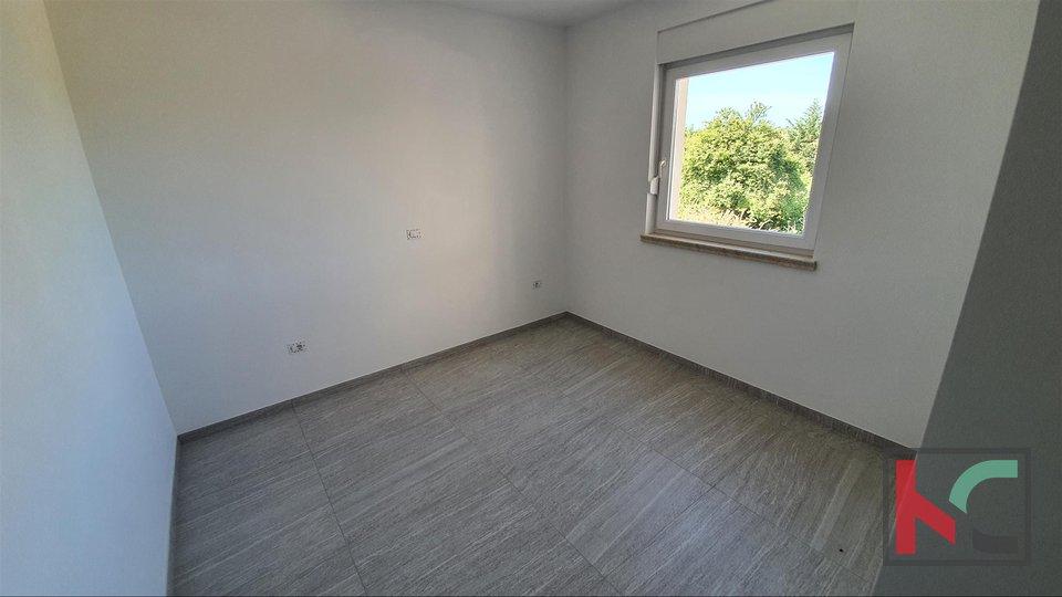 Istria - Fasana - Valbandon, nuovo appartamento, 1 ° piano 52,80 m2 II posizione tranquilla