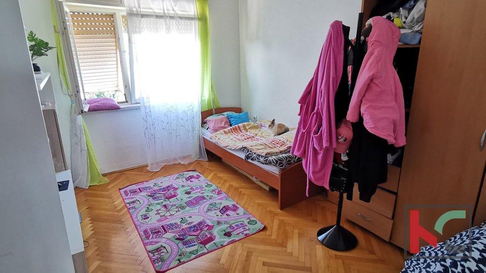 Istra, Pula, Veruda, stan 53m2 sa 2 spavaće sobe