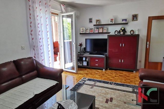 Pula, Šijana Apartma 66,21 m2 z 2 sobama in sončnim balkonom