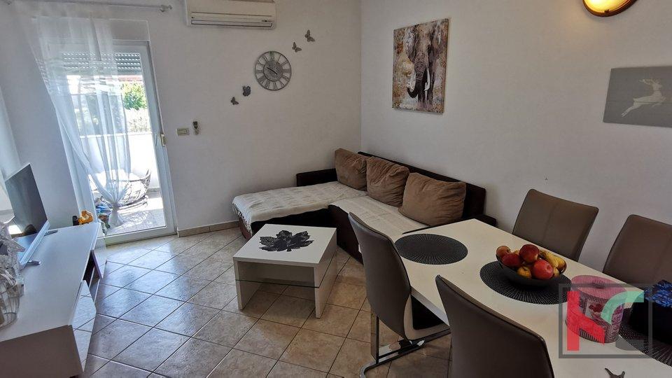 Istra, Valbandon, Apartman 60,45m2 blizu mora