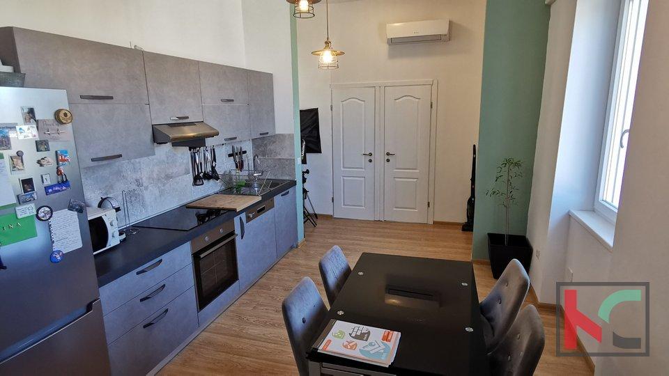 Pula, Kaštanjer, renovirani stan sa 2 spavaće sobe