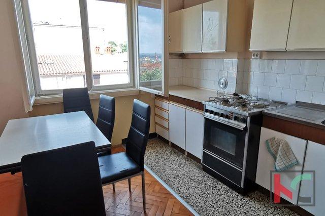 Pula, Veruda Wohnung 50,02 m2 mit Meerblick