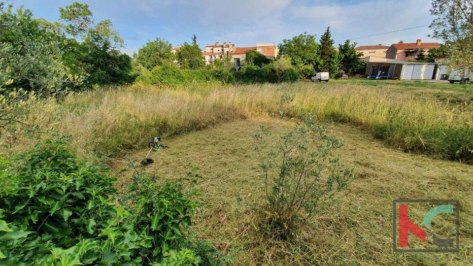 Istra, Vodnjan, građevinsko zemljište 535m2