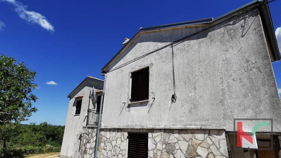 Istra, Rakalj, samostojeća kuća 148,88m2