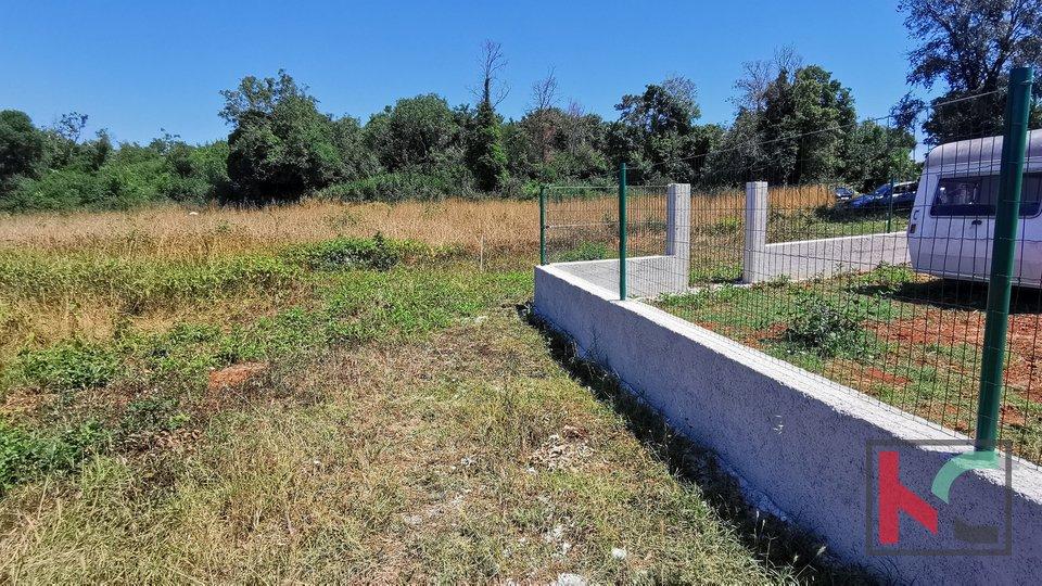 Istria, Ližnjan, Šišan, agricultural land 400-505m2