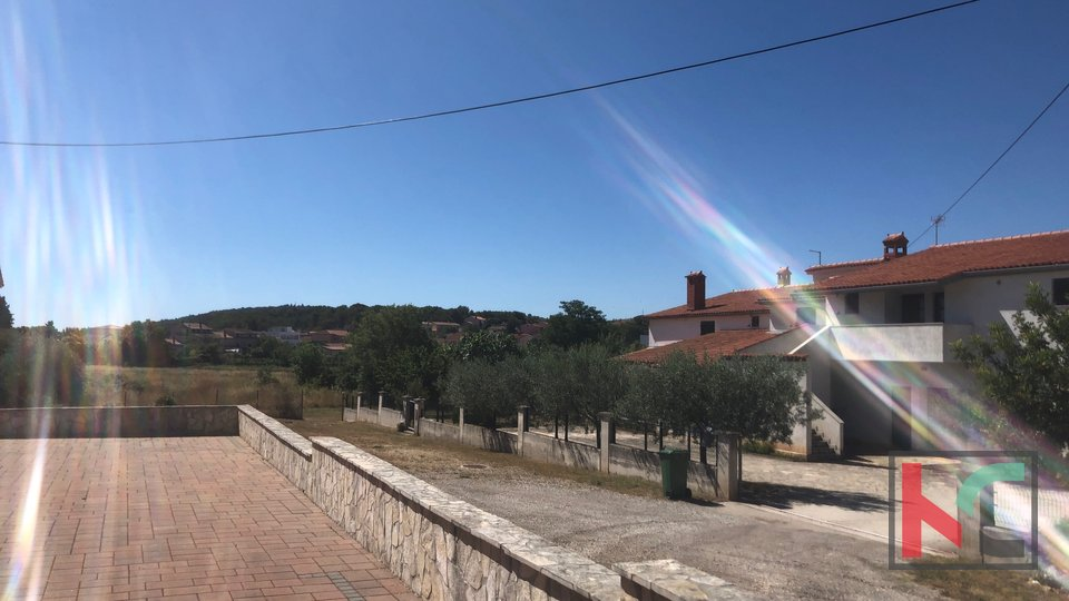 Istria, Pomer apartment in 72.93 m2 with sea view