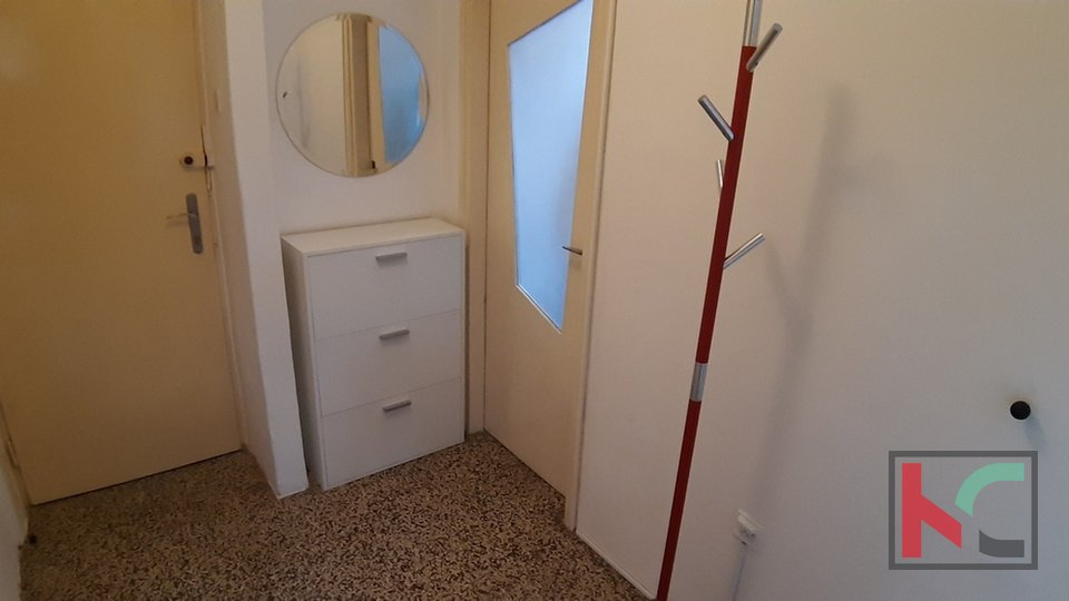 Istria, Pula, apartment 1SS + DB, 1st floor, 500m from the center