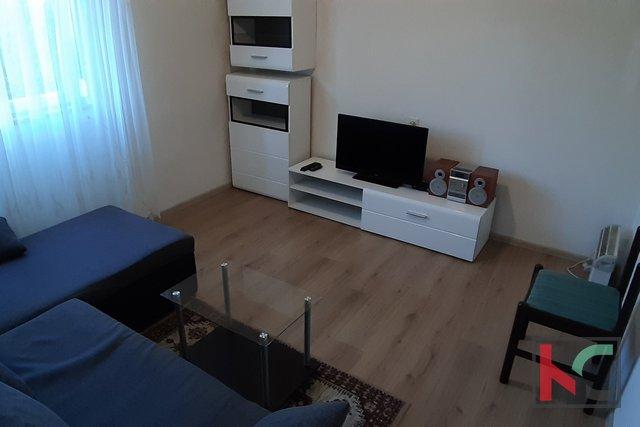 Istra, Pula, Širi centar stan 36,41m2 sa odvojenom spavaćom sobom