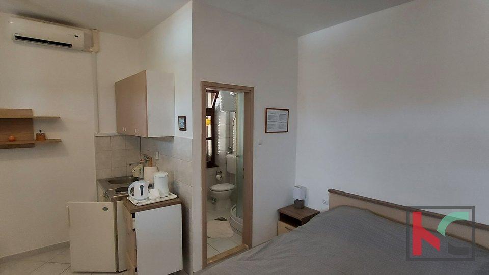 Fažana, stan 86,48m2 podjeljen u 2 stana