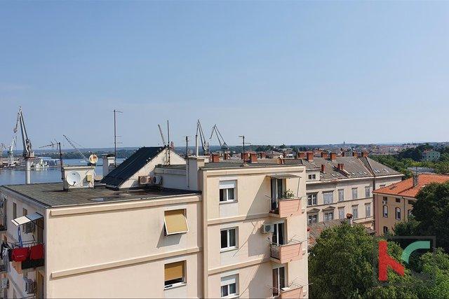 Pula, Stoja uređeni stan 51,15m2 sa sunčanim balkonom