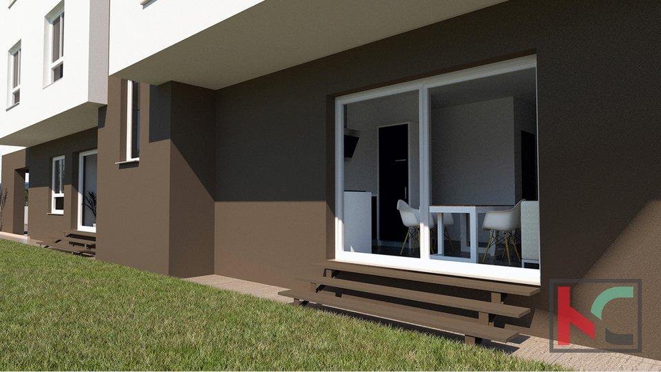 Istra, Peroj, stan u modernoj novogradnji na atraktivnoj lokaciji
