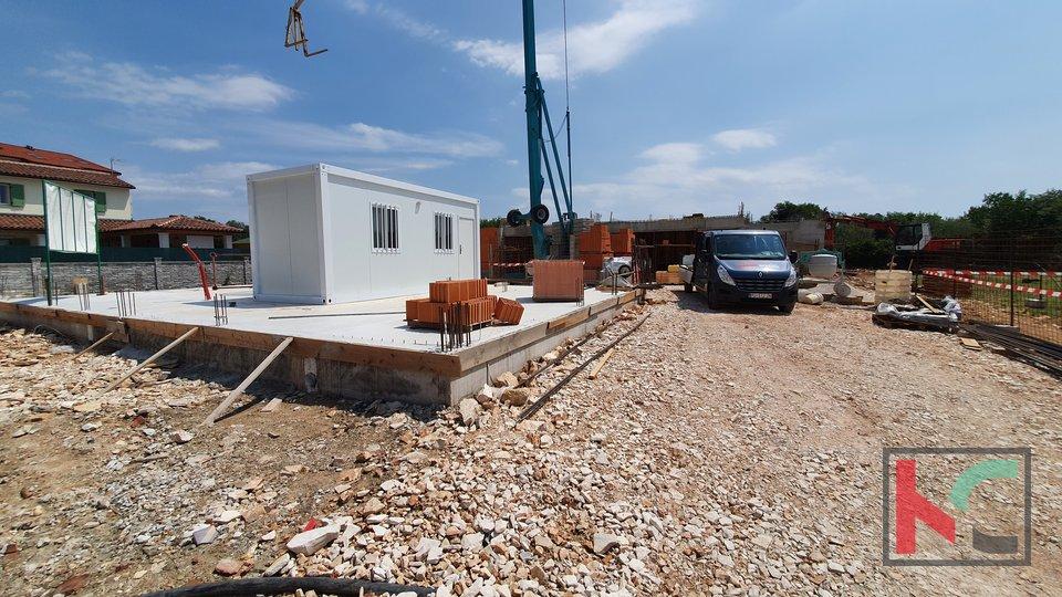 Istra, Peroj, stan 47,83m2 na atraktivnoj lokaciji