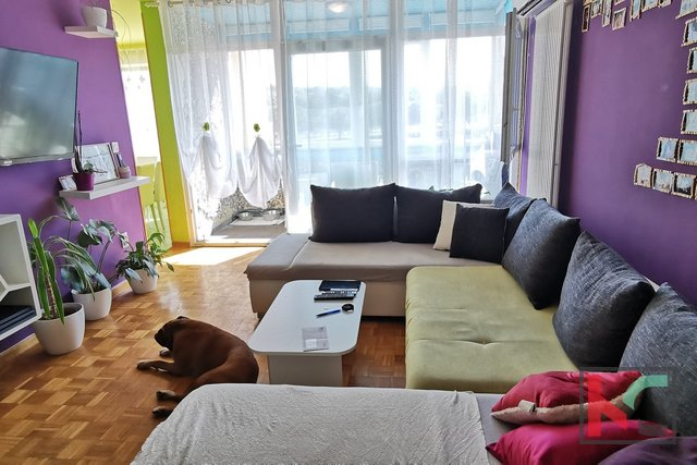 Pula, Šijana, apartment 80.71 m2 on the second floor in a building with an elevator