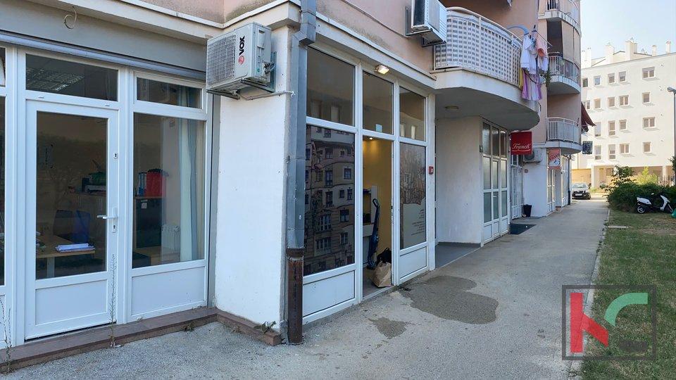 Pula, Šijana - najam poslovnog prostora za uredske djelatnosti