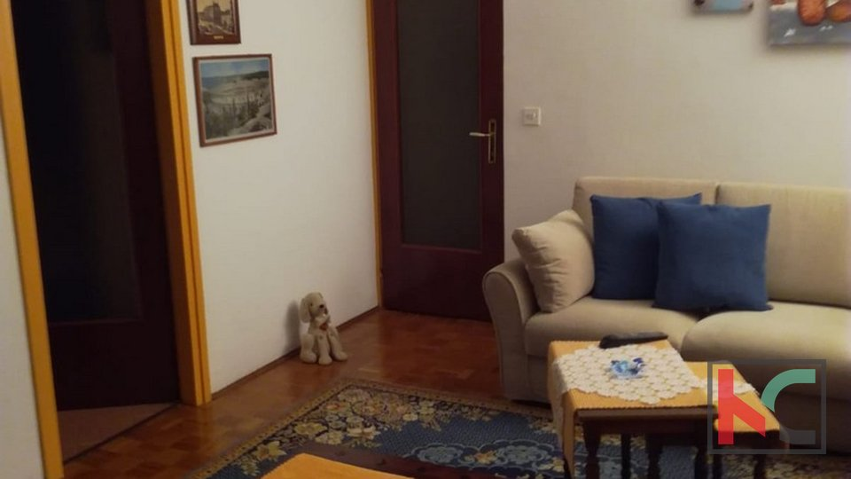 Pula, Veruda, two bedroom apartment 500m from the sea and the beach
