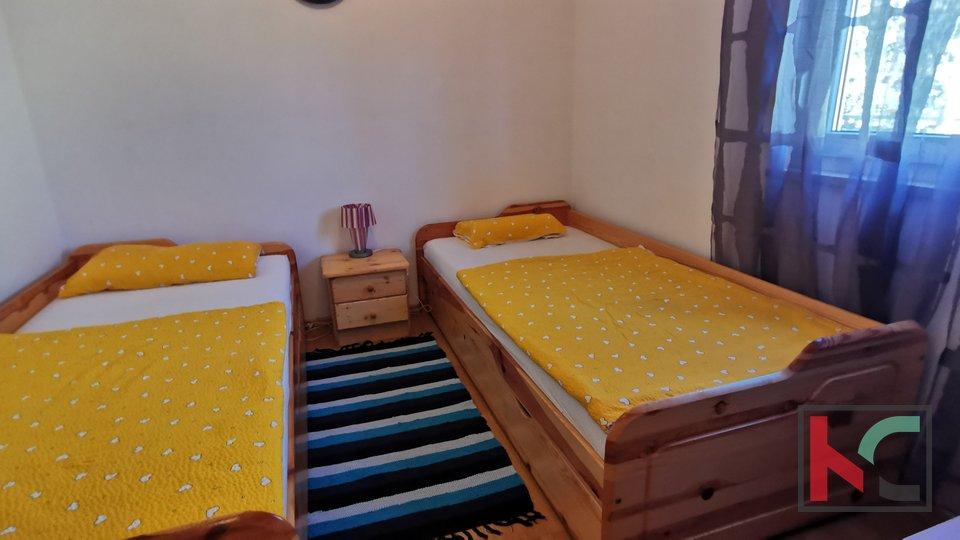Pula, Veruda Porat comfortable apartment 85.92 m2 with 2 bedrooms in a new building - quiet location
