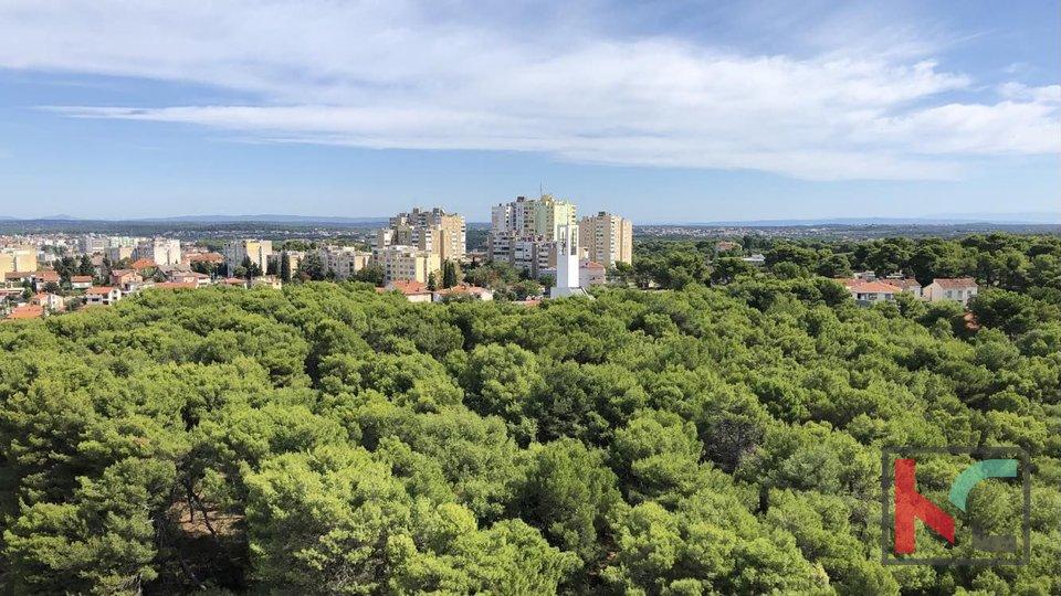 Pula, Veruda apartment 56,83 m2 with panoramic view