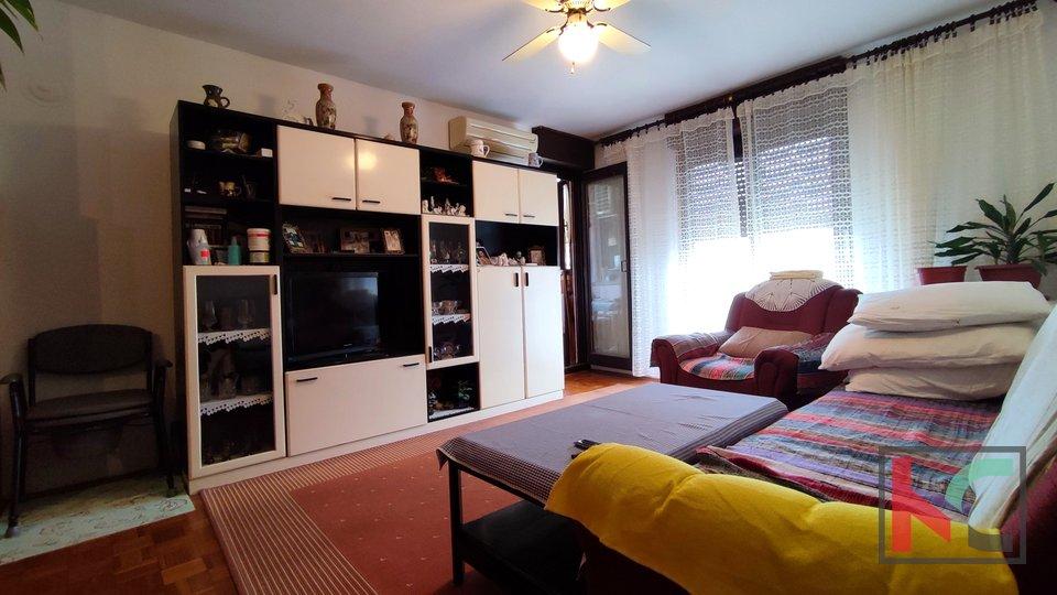 Pula, Šijana, four bedroom apartment 78.32 m2