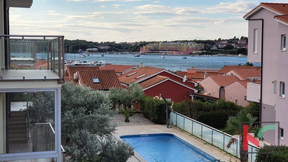 Istra, Premantura - Volme, stan 40,70m2 sa bazenom