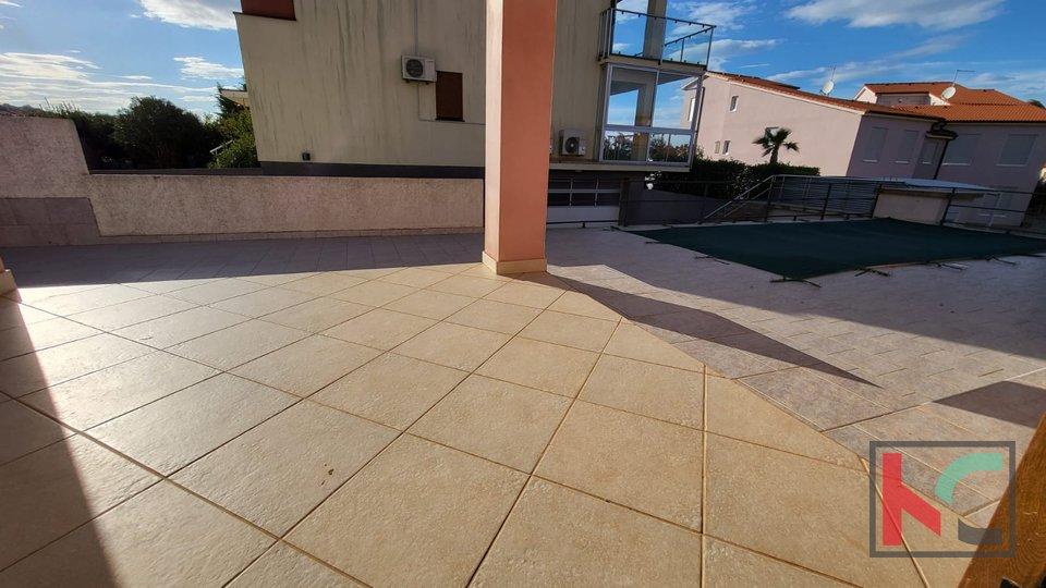 Istria, Premantura - Volme, apartment 61.30 m2 with pool