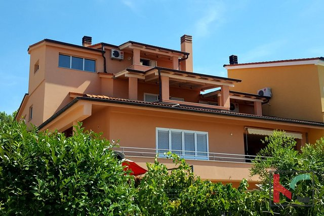 Štinjan, attractive house / 5 furnished apartments / panoramic view of Brijuni