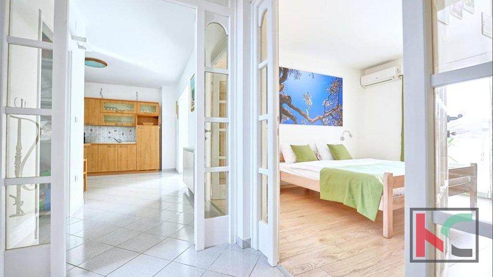 Medulin, Vinkuran, obiteljska kuća 167m2, modernog uređenja, 500m od mora
